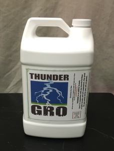 THUNDErgronewlabel1gallonsinglebottlewhitebackground