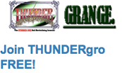 Join the Thunder gro Grange hall!